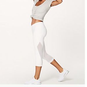 """Sweat Your Heart Out Crop 21"""" NBW"""